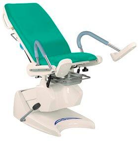 Гинекологическое кресло с гидравлической регулировкой высоты FAMED ŻYWIEC