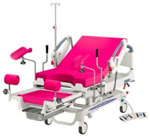 Кресло-кровать для родовспоможения LM-01.4 (FAMED ŻYWIEC)