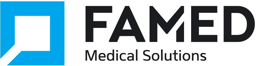 Логотип Famed