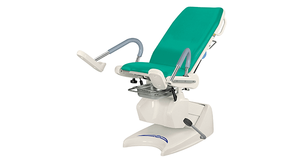 Гинекологическое кресло с механической регулировкой высоты Famed