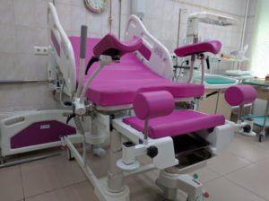 Родовая кровать LM-02.1 Famed Freya Акушерская кресло-кровать для родовспоможения