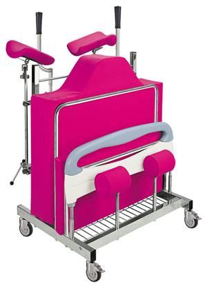 Кресло-кровать для родовспоможения LM-01.5 (FAMED ŻYWIEC)